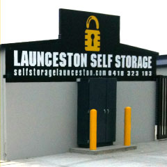 Launceston storage